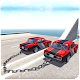 Chained Cars Against Ramp 3D icon