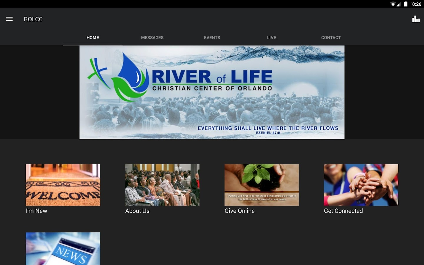 River of Life Christian Center – Android Apps on Google Play