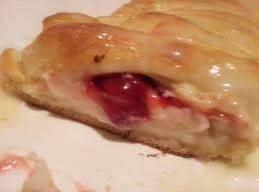 OMG So Good Cherry Cheese Danish, Quick & Easy