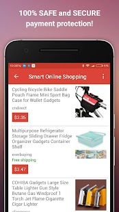 Smart Online China Shopping- screenshot thumbnail