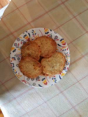 Thin And Crispy Cookie