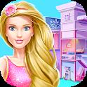 Fashion Doll: Dream House Life icon