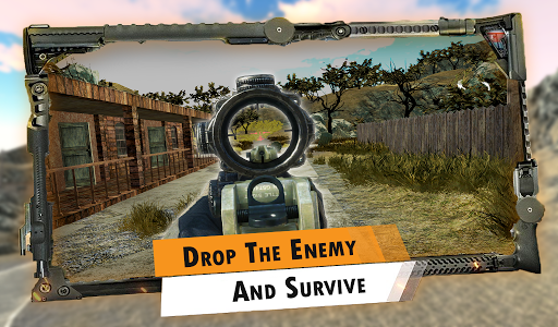 Fire Free Battleground Survival Hopeless Squad 1 screenshots 10