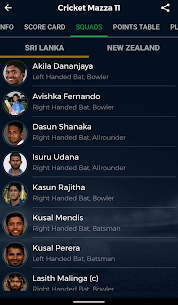 Cricket Mazza 11 Live Line & Fastest Score Apk  Download For Android 6