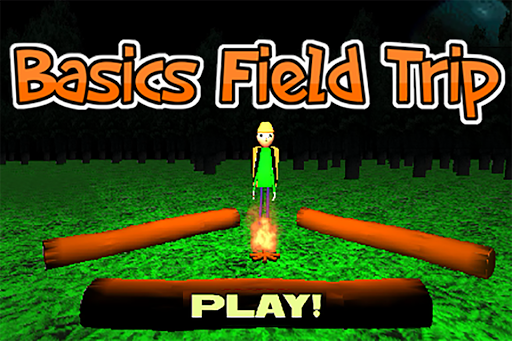 Basics Field Trip go camping scary  image 1