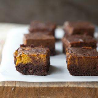 Pumpkin Chocolate Brownies (Grain-Free)