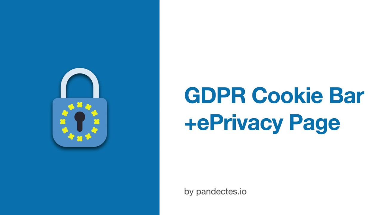 ePrivacy Page