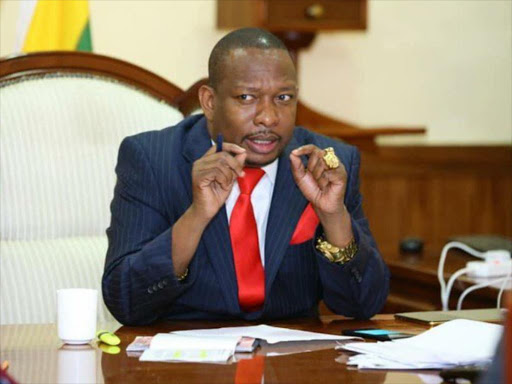 Image result for images of sonko at city hall