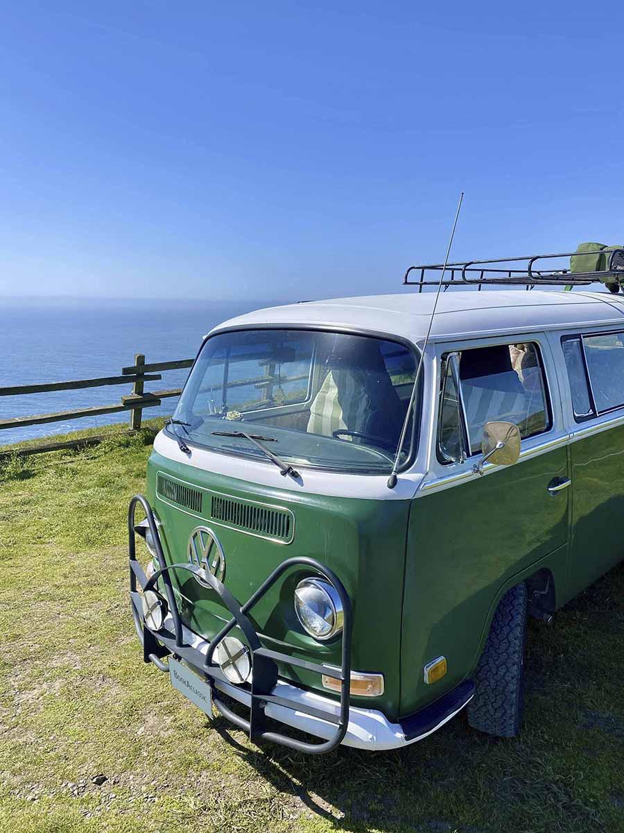 Volkswagen Type 2 Bus Hire San Leandro
