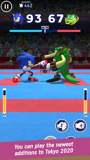 Sonic at the Olympic Games u2013 Tokyo 2020u2122  screenshots 5
