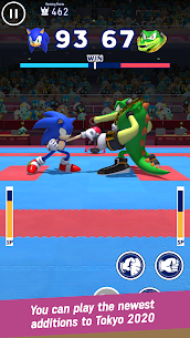 SONIC AT THE OLYMPIC GAMES – TOKYO 2020 Apk Download For Android and Iphone 5