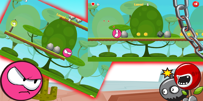 Pinky Ball 4 Runner Apk By Your Story Games