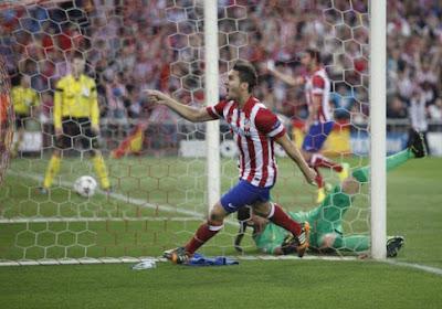 """Atlético-ster wil niet vertrekken: """"Ik ben hier gelukkig"""""""