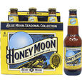Logo of Blue Moon Honey Moon Summer Ale