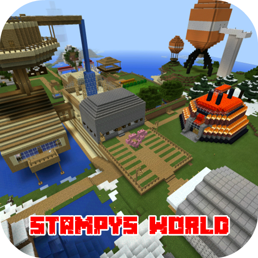Stampys Lovely World MPCE Map
