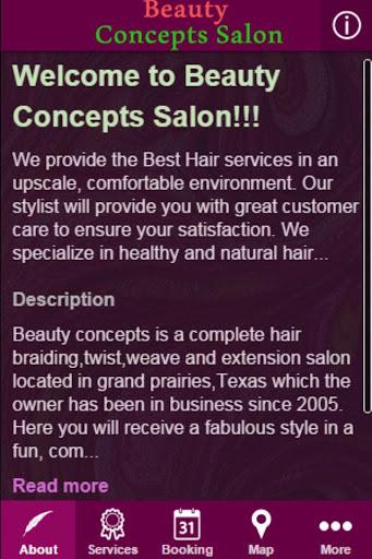 Beauty Concepts Salon