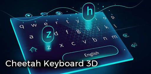 Cheetah Keyboard -   Emoji,Swype,DIY Themes image | 1
