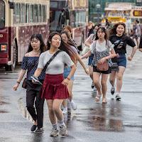 China girls in Washington di