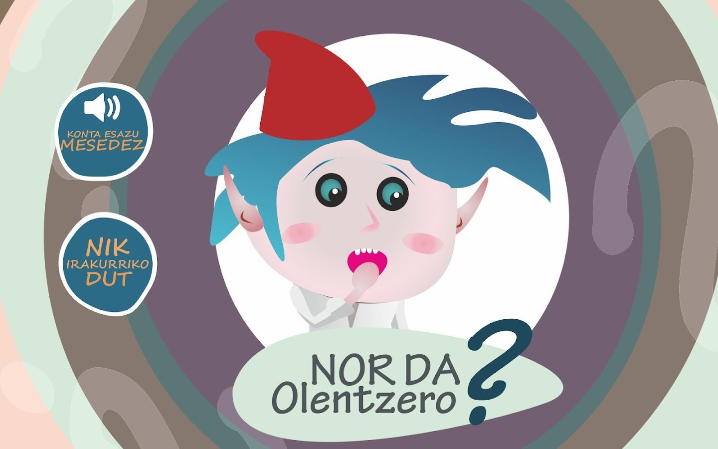 Nor da Olentzero?- screenshot