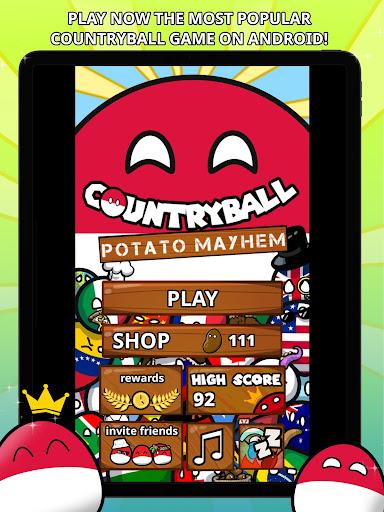 Countryball Potato Mayhem painmod.com screenshots 10