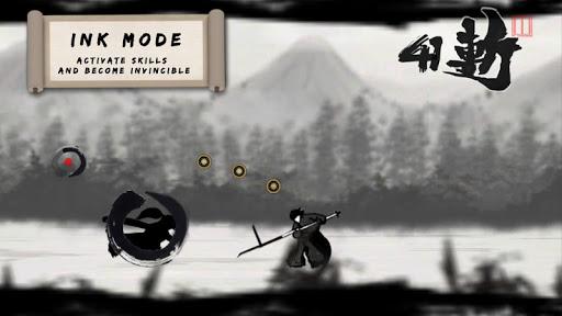 SumiKen : Ink Samurai Run 2.2 screenshots 9