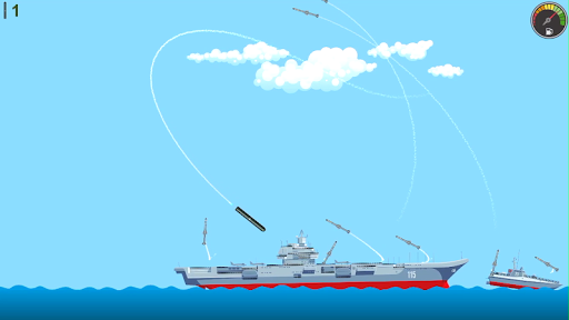 Missile vs Warships android2mod screenshots 11