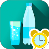 Drinking water reminder app