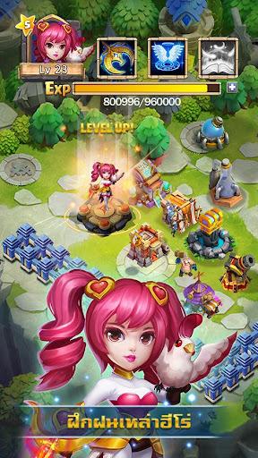 Castle Clash: u0e25u0e35u0e01u0e02u0e31u0e49u0e19u0e40u0e17u0e1e 1.6.5 screenshots 8