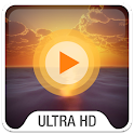 Ultra HD Video Live Wallpapers icon