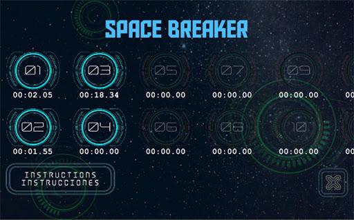 Space Trip Breaker 1.9 screenshots 5