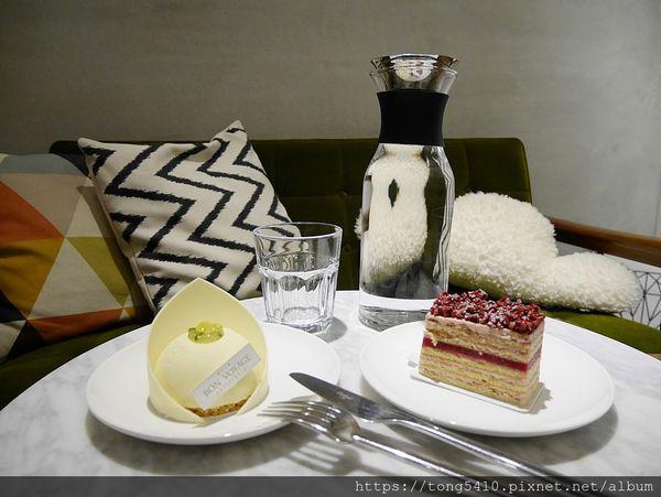 bon voyage pâtisserie 感官之旅,彰化有水準跟質感的法式甜點店,內用環境也超舒服,可以再二訪