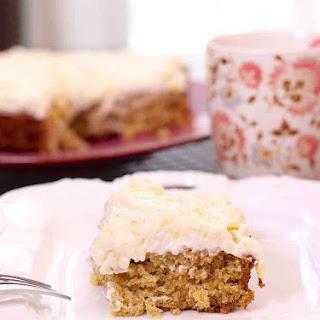 Pineapple Oat Cake