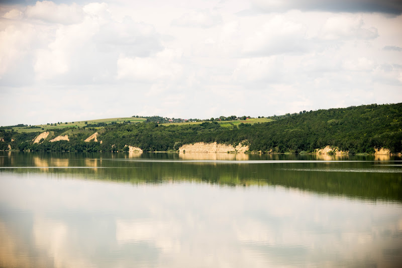 Adjud ed il suo lago di Siret di Bobp
