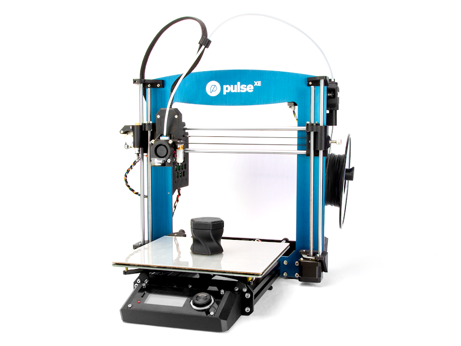 Need a 3D printer that prints polypropylene? Check out our Pulse XE 3D Printer we used to successfully achieve consistent results.