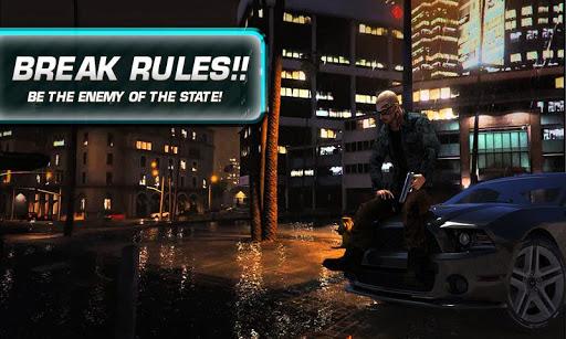 アメリカの実ギャング戦争3D