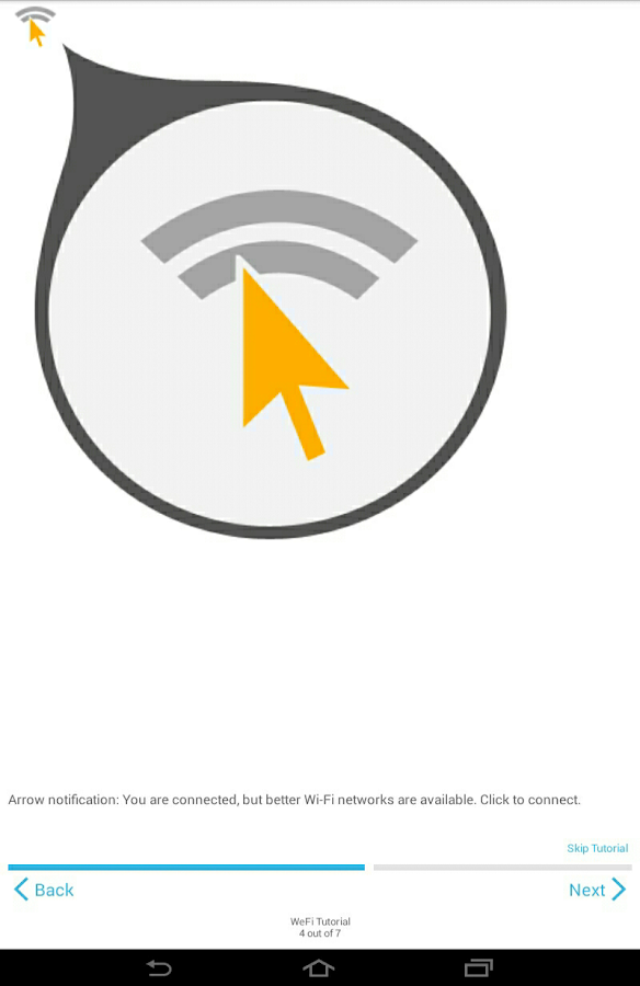 WeFi Pro - Automatic Wi-Fi- screenshot