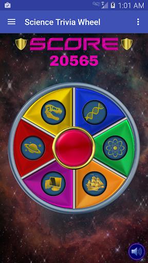 Science Quiz Wheel apklade screenshots 2