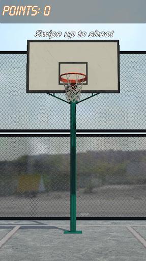 Code Triche Street Basketball Shooter mod apk screenshots 2