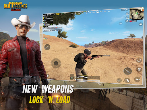 BETA PUBG MOBILE 0.18.3 screenshots 10