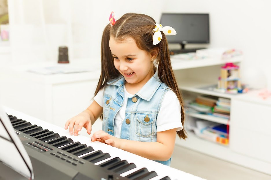 Piano Activities Kids Find Comfortable