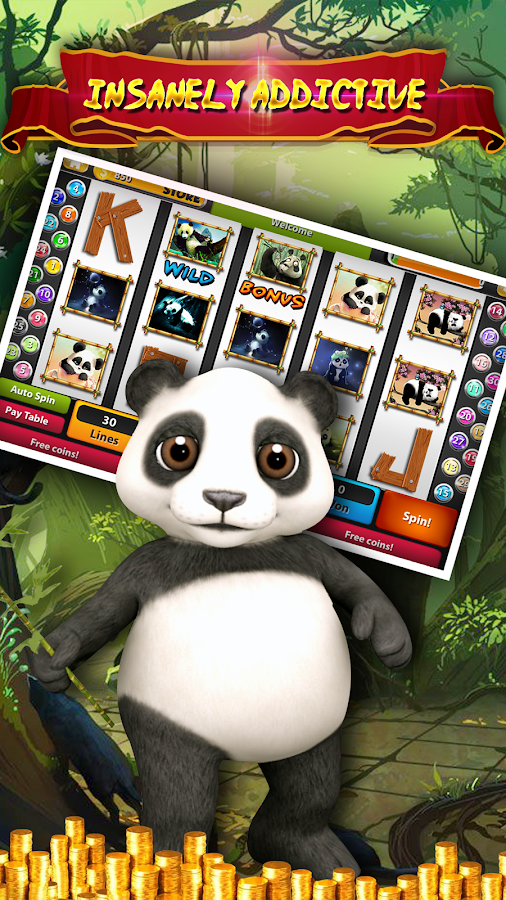 Panda King Slots - Free Slot Machine Game - Play Now
