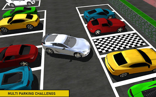Car Driving parking perfect - car games modavailable screenshots 12