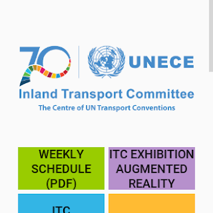 UNECE 70th ITC Anniversary- screenshot thumbnail
