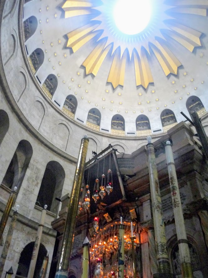 The Edicule of the Holy Sepulchre (The Tomb of Christ)