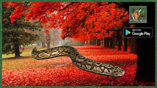 VFX Snake Movies Creator - Naagin Movie Maker 0.3 screenshots 1