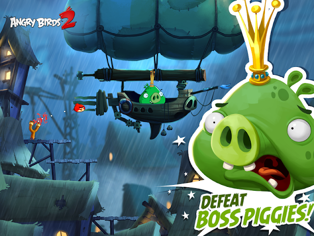 android Angry Birds 2 Screenshot 4