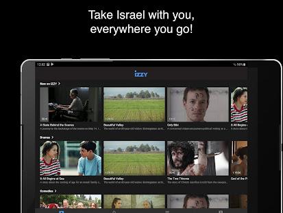 Download IZZY - Stream Israel For PC Windows and Mac apk screenshot 13