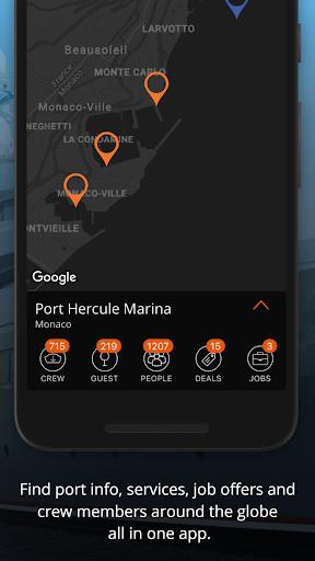 yachtneeds - superyacht crew screenshot 1