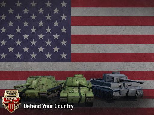 Battle Tanks: Legends of World War II cheat screenshots 2