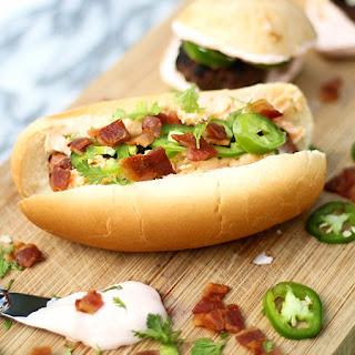 Jalapeño Popper Hot Dogs